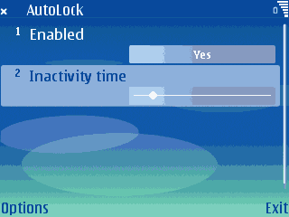 AutoLock for Symbian 3rd Generation for download