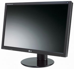 Monitor LCD LG 24 WideScreen