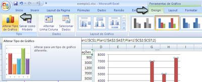 Dois Eixos no Excel - Figura 5