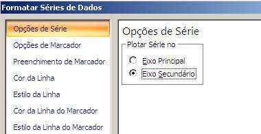 Dois Eixos no Excel - Figura 9