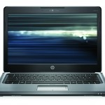 HP Pavilion dm3 - front open
