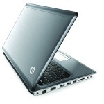 HP Pavilion dm3 - right rear facing